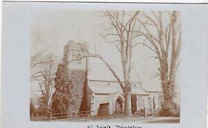 All Saints Church, DRINKSTONE, Suffolk RP