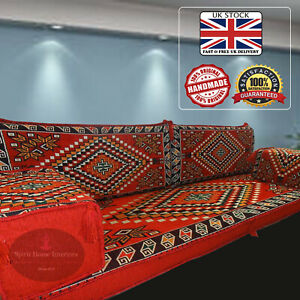 BENCH Cushions | MAJLIS Floor Seating | FREE Shipping within the UK!