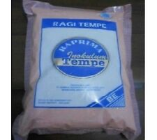 500 Gram Inokulum Tempeh RAPRIMA Yeast Ragi Tempe Vegan Superfood Protein
