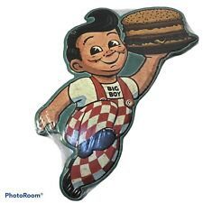 """BIG BOY"" Metal Restaurant Diner SIgn --Vintage Style ( NEW IN FACTORY PACKAGE)"