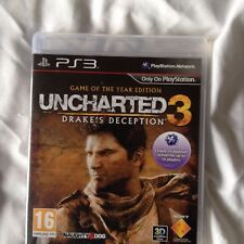 Uncharted 3 Game of the Year Edition PS3 Game