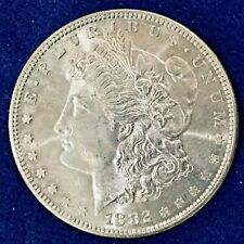 1882-S Morgan Dollar Ch BU++ Attractively Toned Obverse & Reverse