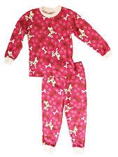 NWT Sara's Prints Girls' Puppy Pajama Set/ Rose Pink ~ Size 2