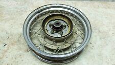 97 Yamaha XV535 XV 535 S Virago rear back wheel rim straight