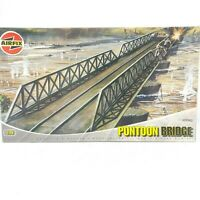 AirFix WWII Military Pontoon Bridge A03383 1:76 Diorama Scale Model Kit 13 Piece