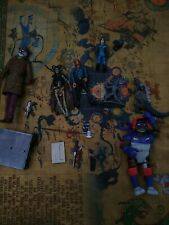 Action figure lot( Army of Darkness, Godzilla, Watchment, TMNT)