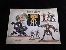Warhammer AoS Sylvaneth Heartwood Host Warscroll Battalion Sheet