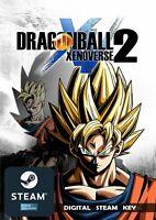 Dragon Ball: Xenoverse 2 Steam Key GLOBAL PC ( Region Free )
