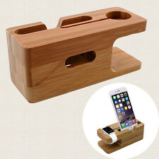 For Apple Watch iWatch iphone Stand Charging Station Bracket Accessories*