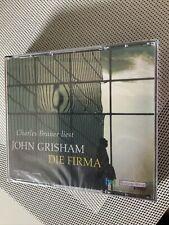 Die Firma, 4 Audio-CDs von John Grisham (2004)