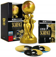 Scarface - The World Is Yours - Limited Edition Blu-ray + 4K Ultra HD Blu-ray