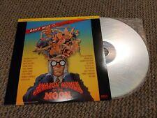 Amazon Women on the Moon Laserdisc Comedy Rosanna Marquette Steve Guttenberg