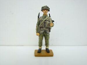 DELPRADO - PLOMB - LEAD - SERGEANT ROYAL WINNIPEG - CANADA - 1944 - 54MM - 1/32