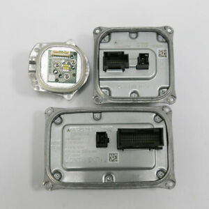 For Mercedes-Benz W166 GLE ML full LED headlight control module set of 3 piece
