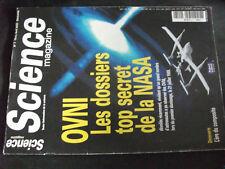 **s Science magazine n°7 Le mystère des Ovni / l'âge du composite