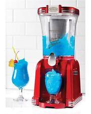 Retro 5 In 1 Slush Soft Ice Cream Machine Cocktails Slushies Kitchen Gadget Gift