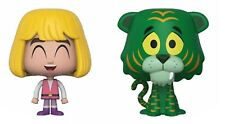 "FUNKO VYNL. MASTERS/ UNIVERSE ""PRINCE ADAM & CRINGER"" SPECIALTY SERIES *PRESALE*"