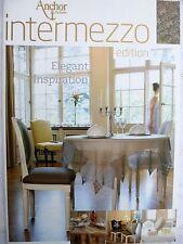 Anchor intermezzo edition Stickvorlage Elegant Inspiration