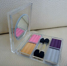 Napoleon Perdis Prismatic Eye Shadow Quad Palette, #Coral, Brand New!!