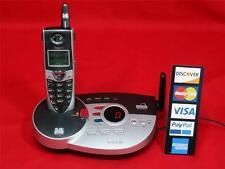 "Mint! Vtech i5867 ""High End"" Digital Cordless Phones (2) w/ 4 Mailboxes"