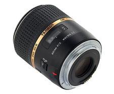 Obiettivo Tamron AF DiII 60mm 60 f/2 MACRO 1:1 x Nikon NUOVO Garanzia 5 anni