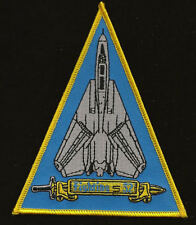 VF-32 SWORDSMEN US NAVY F-14 TOMCAT PATCH ENGARDE USS AIRCRAFT CARRIER PILOT