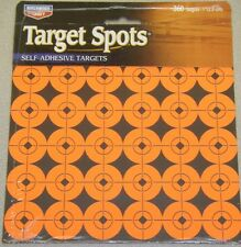 """Birchwood Casey Self Adhesive Targets Spots 1"""" Round 360 targets TS1 Bright Red"""