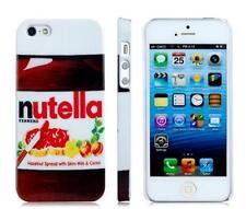Coque Housse Etui NUTELLA pate a tartiner Pour IPhone 5 5S