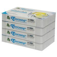 4 PACK TREEFROG FRESH BOX (aka XTREME FRESH) MARINE SQUASH CAR AIR FRESHENER