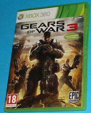 Gears of War 3 - Microsoft XBOX 360 - PAL