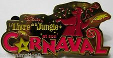 Disney Le Livre de la Jungle et Son Carnaval Baloo The Jungle Book Carnival Pin