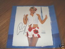 Anna Kournikova Signed Autographed Sexy 12x12 Photo #3