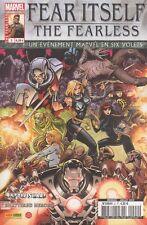 FEAR ITSELF THE FEARLESS N°2 Marvel Panini comics