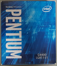 Intel Pentium G4400 3.30GHz Dual-Core Processor (BX80662G4400) CPU SR2DC Skylake