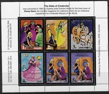 "Canada Cinderella: ""The State of Cinderella"" 1994 Banana Prod, Vancouver - ow325"