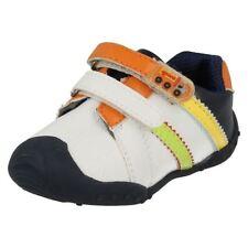 Chaussures décontractées blanc en synthétique pour garçon de 2 à 16 ans