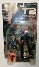 T2 TERMINATOR 2 JUDGEMENT DAY T-1000 ACTION FIGURE MCFARLANE MOVIE MANIACS 4