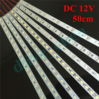 12V 0.5m 2835 4014 5050 5630 7030 7020 8520 Led Strip Bar Rigid LED Lights 50cm
