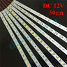 0.5m 2835 5050 5630 7020 7030 8520 Led Strip Hard Rigid Lights Bar Lamp 12V 50cm