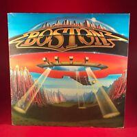 BOSTON Don't Look Back 1978 UK vinyl LP EXCELLENT CONDITION B