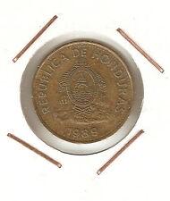 Honduras: 5 Centavos de Lempira 1989 VF