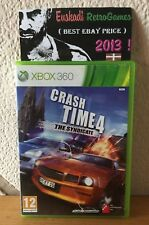 Crash TIME 4 : The Syndicate // XBOX 360 // PAL ESP ( Completo )