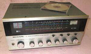 Realistic Model DX-150a SSB/CW/AM 4-Band SHORTWAVE HAM Receiver +Manual TESTED
