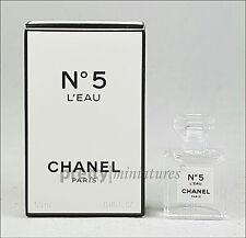 ღ No 5 L'eau - Chanel - Miniatur EDT 1,5ml ***Brandneu 2016***