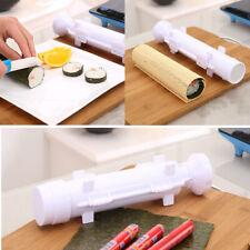 Sushi Rolling Rice Roller Mold DIY Maker Tool Kitchen Mould Tube Kit