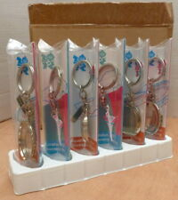 CORGI LONDON 2012 OLYMPICS 6 x ASSORTED KEYRINGS