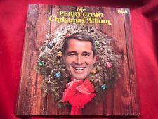E-47 PERRY COMO Christmas Album .............ANL1-1929