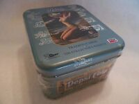 1995 Pepsi Cola Series 2 Collector Trading Card Unopened Pack Tin Box Beverage