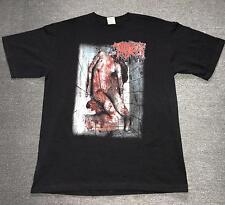 TORSOFUCK T-Shirt Waco Jesus Lividity Cock And Ball Torture Metal Gr.L ***NEU***