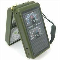 Multifunktions Outdoor Survival Militär Camping Wandern Kompass PAL 10 1 in W8Z5